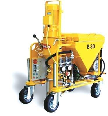 Mixer Pump- Continuous