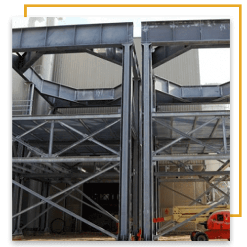 Cement Storage Silos | Blend Plants